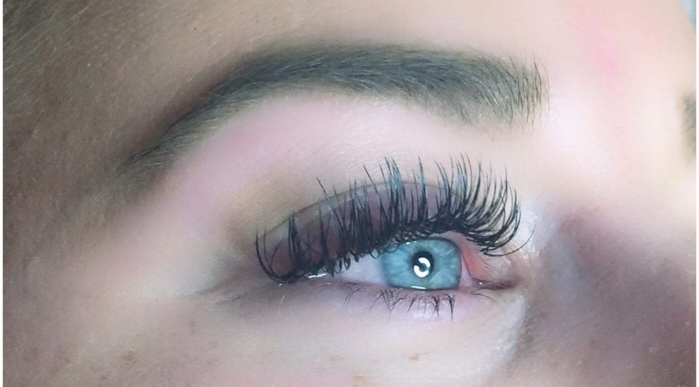 be404497ebd Blepharitis From Eyelash Extensions | Tips For Eye Relief Going Forward