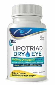 vitamins for dry eyes
