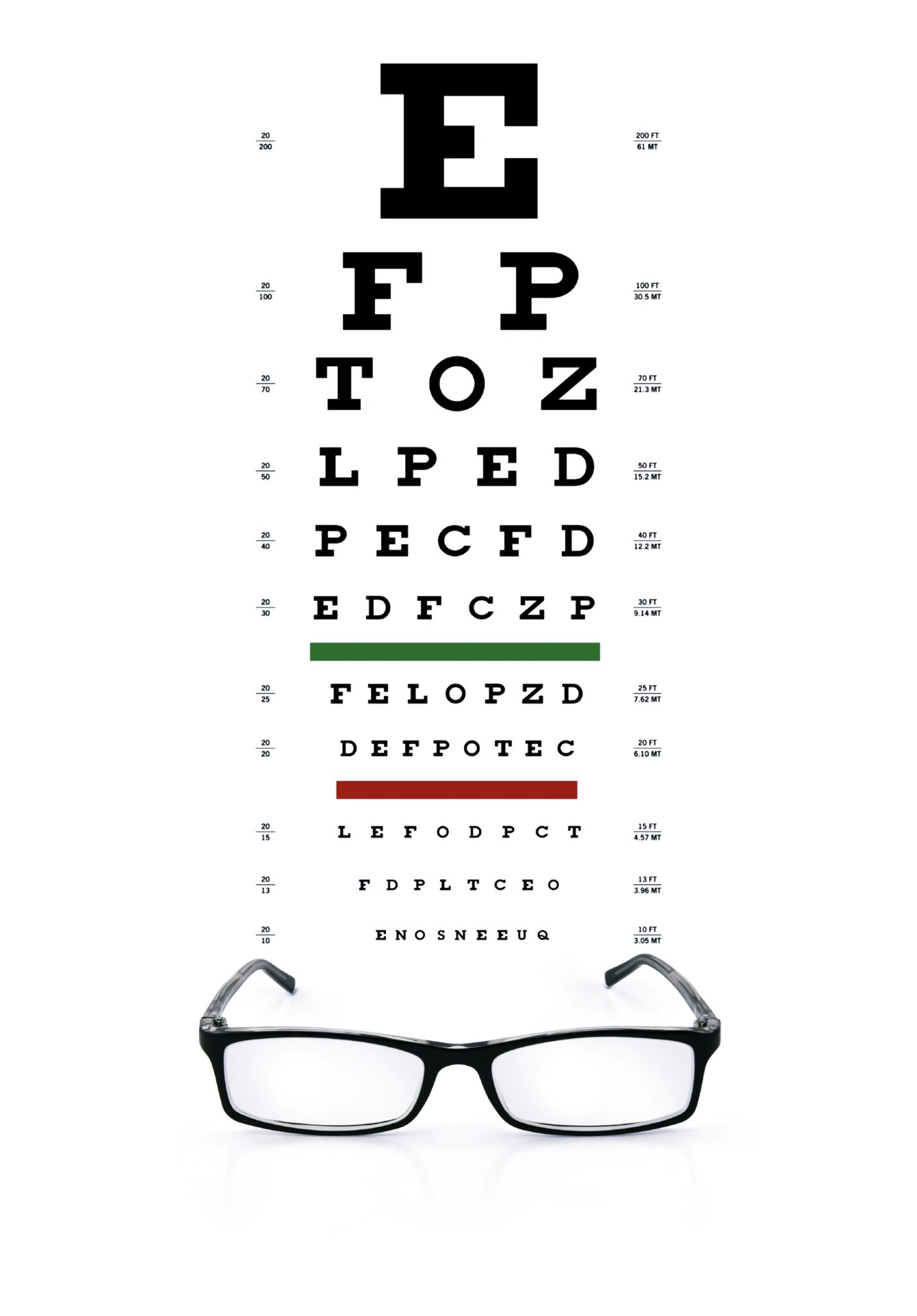 Vision Test: Check How Good Your Eyes Are